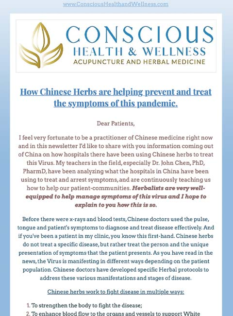 New York Acupuncture and Chinese Herbal Medicine Clinic
